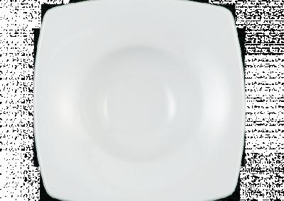 Teller, tief eckig, 20,5 cm Artikelnummer: 80086 Preis: 0,45 €