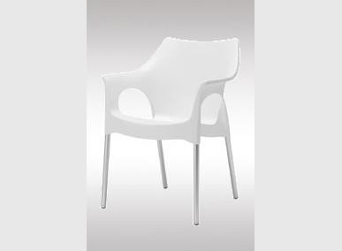 Stuhl Borneo weiß Artikelnummer: 62003 Preis: 5,50 €/ME*