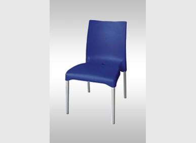 Aluminiumstuhl Florida blau Artikelnummer: 62130 Preis: 4,50 €/ME*