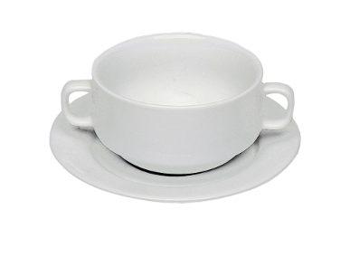 Suppentasse, Artikelnummer 80100, Preis: 0,40 €