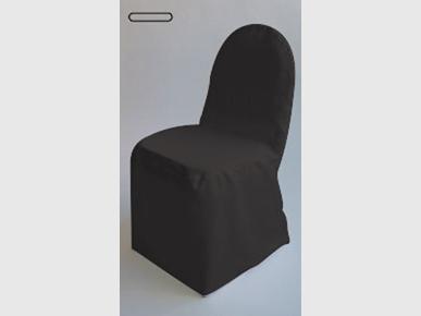 Stuhlhusse: schwarz o. Schleife Artikelnummer: 62063 Preis: 4,50 €/ME*
