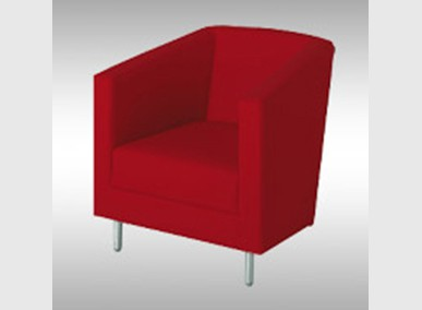 Sessel GO rot Artikelnummer: 62522 Preis: 39,00 €/ME*