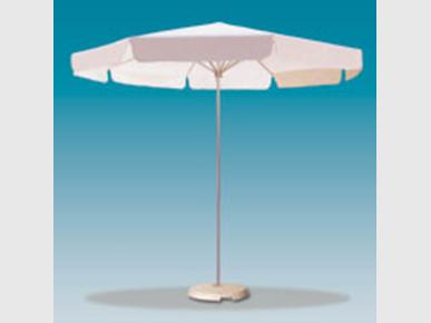 Sonnenschirm 400cm weiß Artikelnummer: 63050 Preis: 40,00 €/ME*