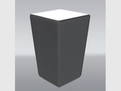 Stehtisch CONIC schwarz Artikelnummer: 63201 Preis: 25,00 €/ME*
