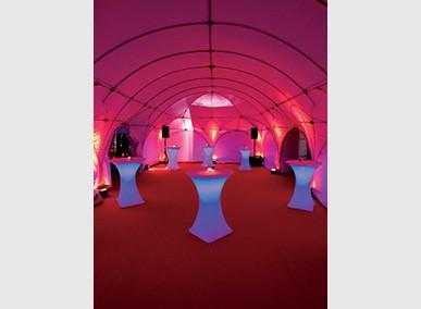 LED-Beleuchtung für Stretchhusse weiss Artikelnummer: 63205 Preis: 20,00 €/ME*