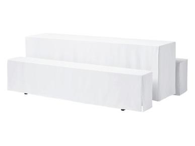 Hussen-Set 70cm weiß Artikelnummer: 62049 Preis: 16,00 €/ME*