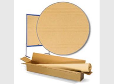 Pinnwand-Papier beige