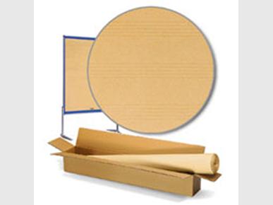 Pinnwand-Papier beige Artikelnummer: 65116 Preis: 7,50 €/Verkaufspreis