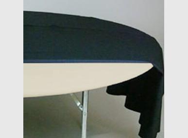 Moltonauflage Banketttisch Ø 183cm Artikelnummer: 69500 Preis: 5,50 €/ ME*