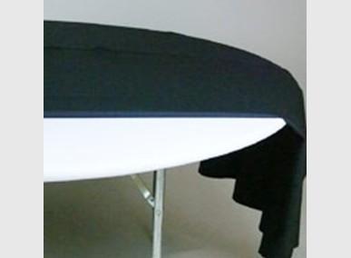 Moltonauflage Banketttisch Ø 160cm Artikelnummer: 69501 Preis: 4,50 €/ME*