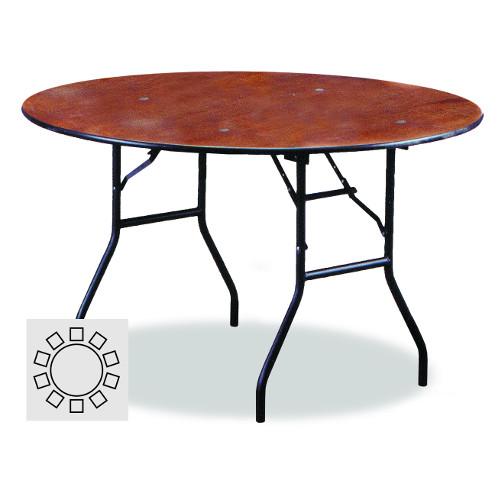 Bankett-Tisch 183 cm 500x500