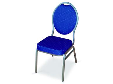 Bankettstuhl BRILLIANT blau Artikelnummer: 62062 Preis: 3,50 €/ME*
