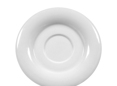 Kaffeeuntertasse, Artikelnummer 80103, Preis: 0,35 €