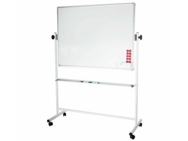 Whiteboard mobil und drehbar Artikelnummer: 65116 Preis: 45€/ME*