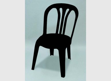 Bistrostuhl BLACK Artikelnummer: 62011 Preis: 1,90 €/ME*